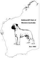Bullmastiff Club Logo